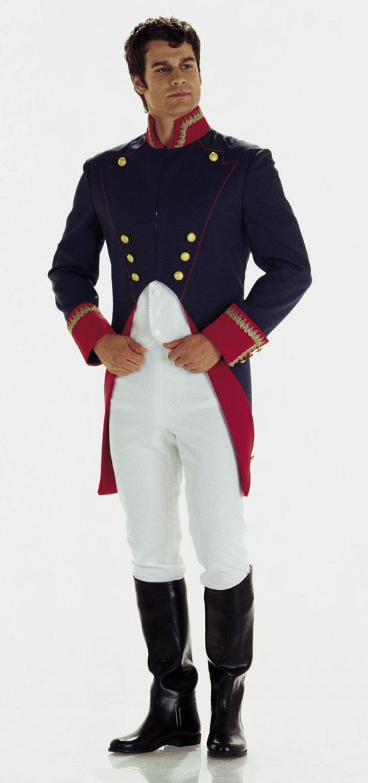 Patron adulte napoleon costume historique et carnaval , Burda, 2471