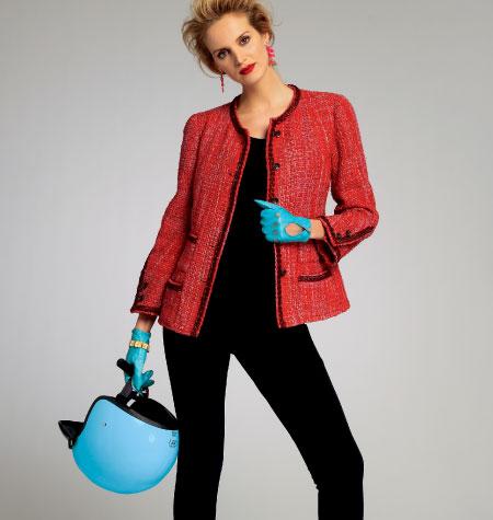 Vogue 8804 De Et Manteaux Vestes Couture Patron qXdxwzBYX